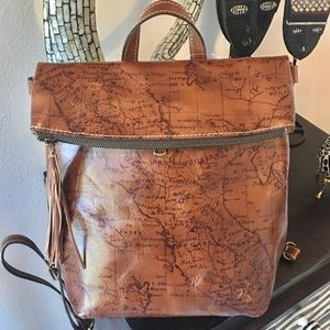 Patricia Nash backpack/ tote. NWT retail$229